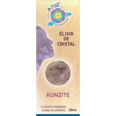 Elixir de Kunzite - 30ml