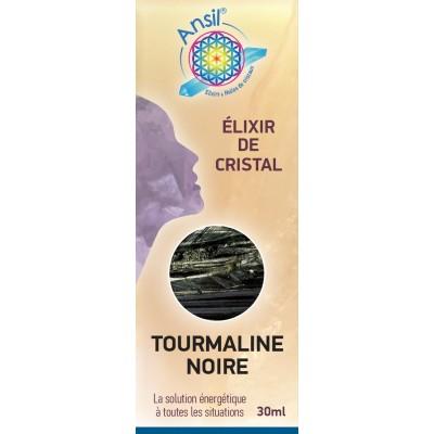 Elixir de Tourmaline Noire - 30ml