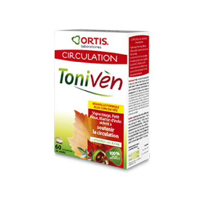 Toniven Circulation - 60 comprimés
