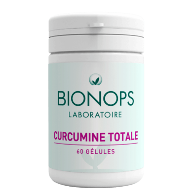 Curcumine Total - 60 Gélules
