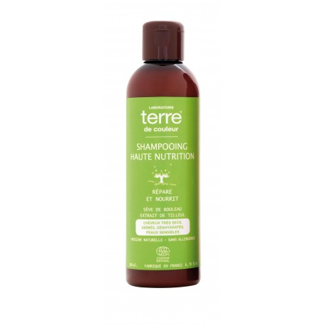 Shampooing Haute Nutrition - 200ml