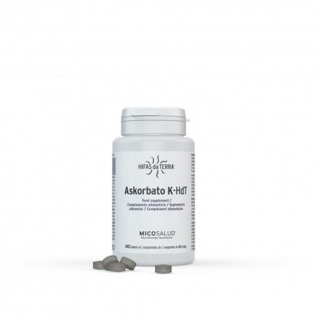 Askorbato K-HdT Vitamine C - 140 Gélules