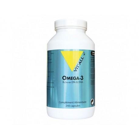 Omega 3 1000mg - 240 capsules