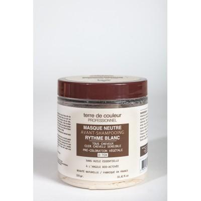 Masque neutre avant shampooing rythme blanc- 320 g