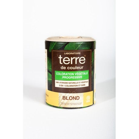Soin Colorant Blond - 100 g