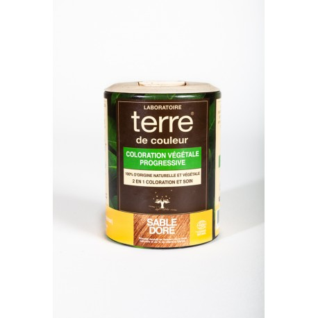Soin Colorant Sable Doré - 100 g