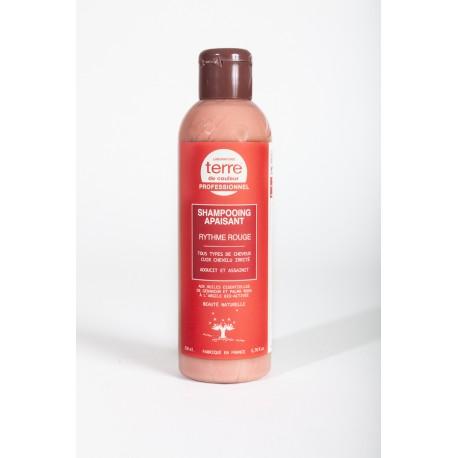 Shampooing apaisant rythme rouge (ex calmant) - 200 ml