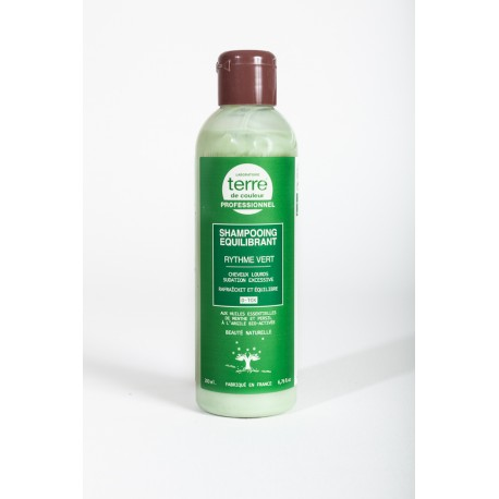 Shampooing Equilibrant Rythme Vert (ex Equilibre) - 200 ml