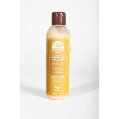 Shampooing  brillance rythme jaune - 200 ml