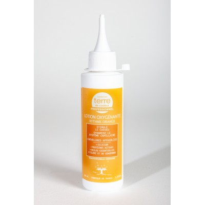 Lotion oxygenante rythme orange - 100 ml