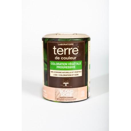 Soin Colorant Blond Doré - 100 g