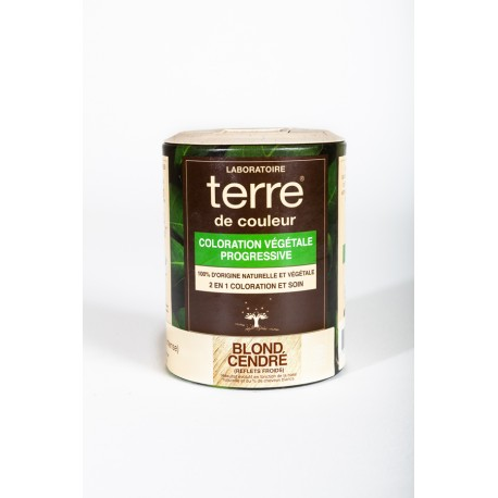 Soin Colorant Blond Cendré - 100g