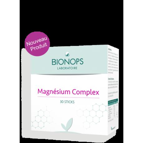 Magnésium Complex 30 sticks Bionops