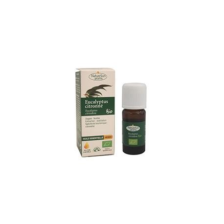 Huile essentielle Eucalyptus citronné BIO 10 ml