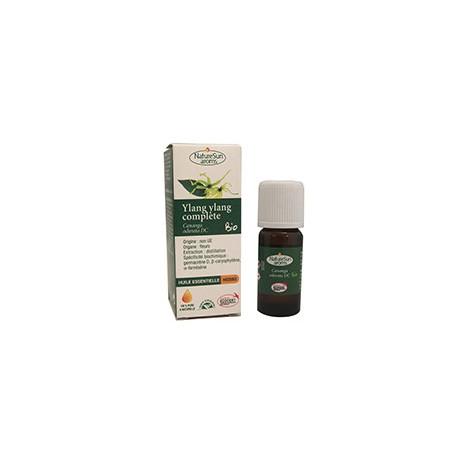 Huile essentielle Ylang ylang complète BIO 10 ml