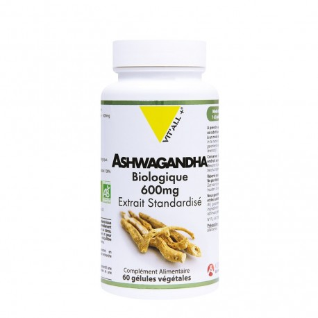 Ashwaghanda 60 gélules
