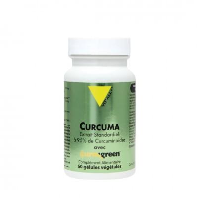 Curcuma 250mg 60 gélules