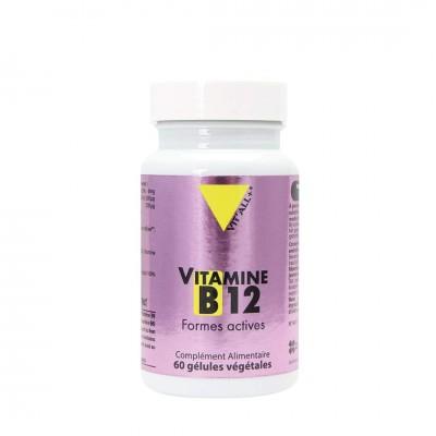 Vitamine B12 Formes actives 60 gélules