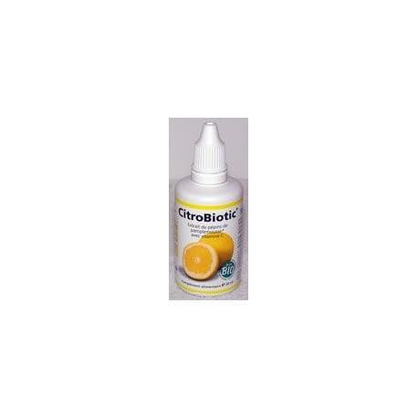 Extrait de pépins de pamplemousse 50 ml Citrobiotic