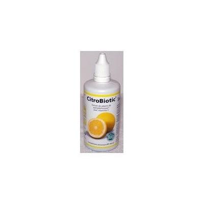 Extrait de pépins de pamplemousse 100 ml Citrobiotic