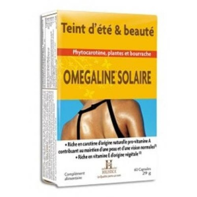 Omegaline solaire capsule