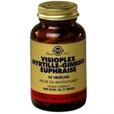 Visioplex myrtille-ginkgo euphraise