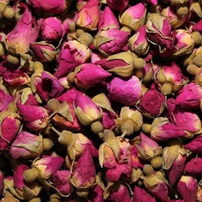 Rose pâle boutons 100 g