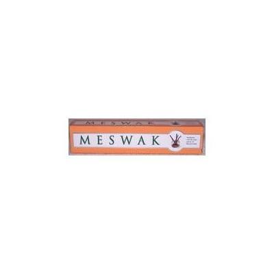 Dentifrice ayurvedique au Meswak
