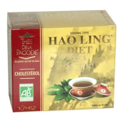 Hao ling Diet Tea 30 infusettes