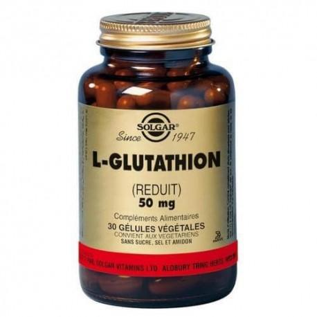 L-Glutathion Réduit 50mg