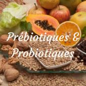 Prébiotiques & Probiotiques